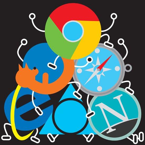蜂图网络:chrome浏览器
