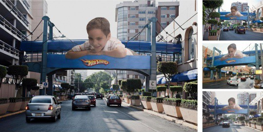 蜂图网络,宣传创意广告