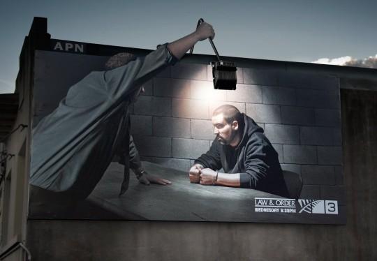 蜂图网络,国外创意广告